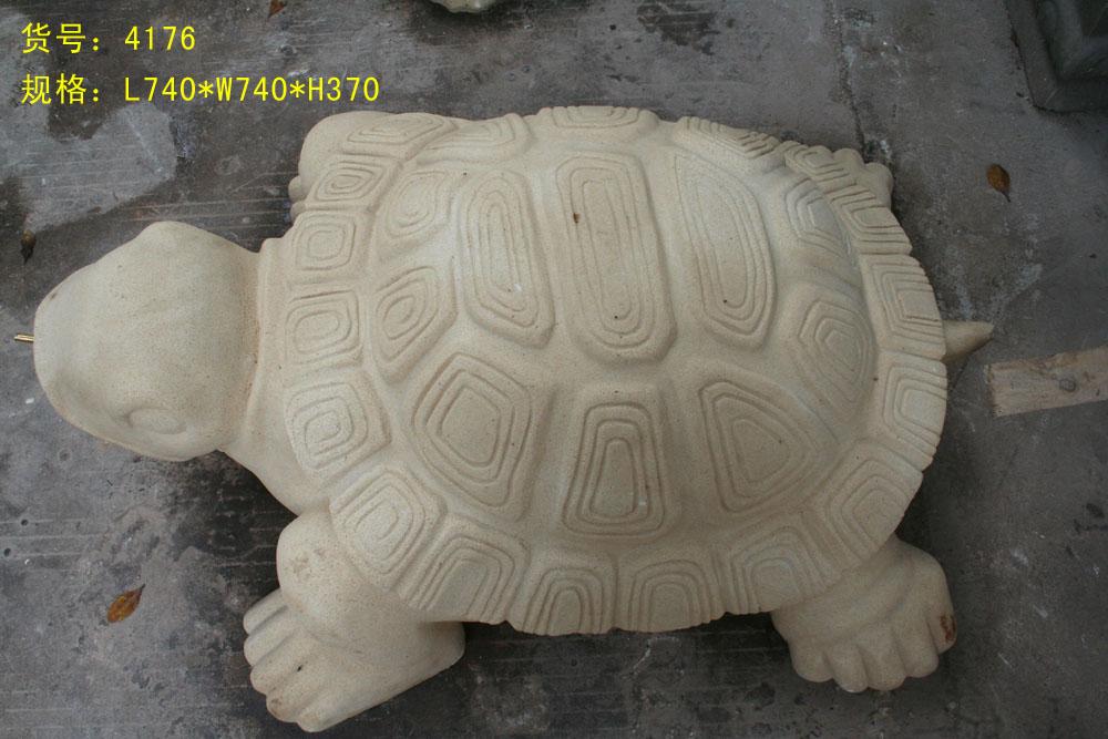 玻璃钢乌龟雕塑