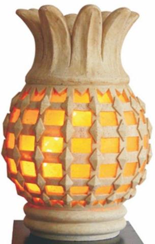 南瓜造型砂岩透光花盆艺术装饰花盆