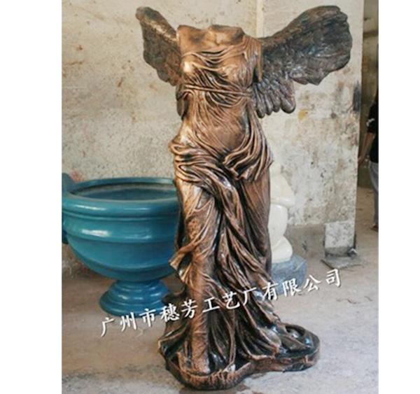 神话玻璃钢雕塑   古希腊神话雕塑