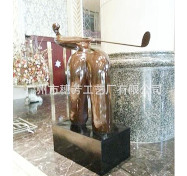 玻璃钢雕塑    人物雕塑