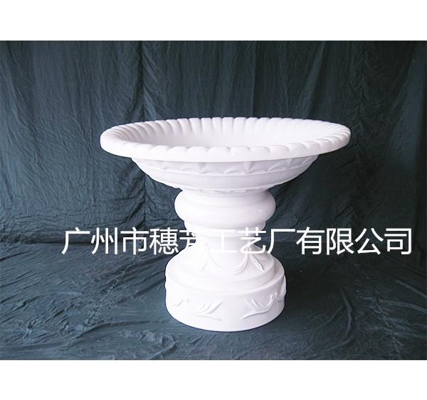 欧式花盆   玻璃钢花盆生产