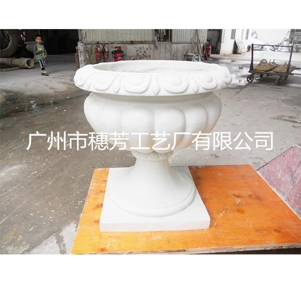 深圳欧式花盆   玻璃钢欧式花盆