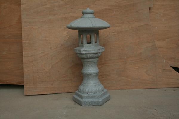 园林景观雕塑  石灯玻璃钢雕塑