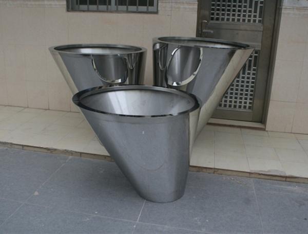 小区花盆       不锈钢花盆