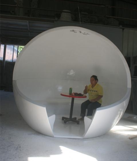 玻璃钢大型座椅