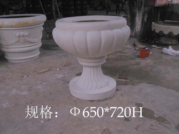 北京欧式花盆   玻璃钢花盆